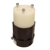 Leviton 2663 - 30 Amp, 125/250 Volt 3 Pole Locking Connector