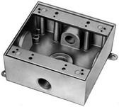 T&B 2IH3-1 - Dry-tite 2-Gang Universal Box