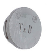 "T&B 1451 - TB 1/2"" Knockout Plug"