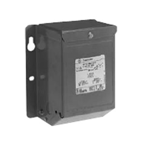 GE 9T51B0003 - 480 Volt 0.075 KVA Dry Type/Cased Isolated General Purpose 1-Ph Transformer