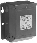 GE 9T51B0005 - 480 Volt 0.15 KVA Dry Type/Cased Isolated General Purpose 1-Ph Transformer