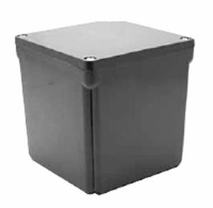 PVC Enclosures 884PVC - PVC Box 8x8x4