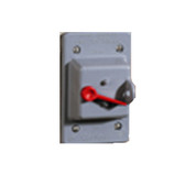 Carlon E98TSCN - Nonmetallic Weatherproof Toggle Switch Cover
