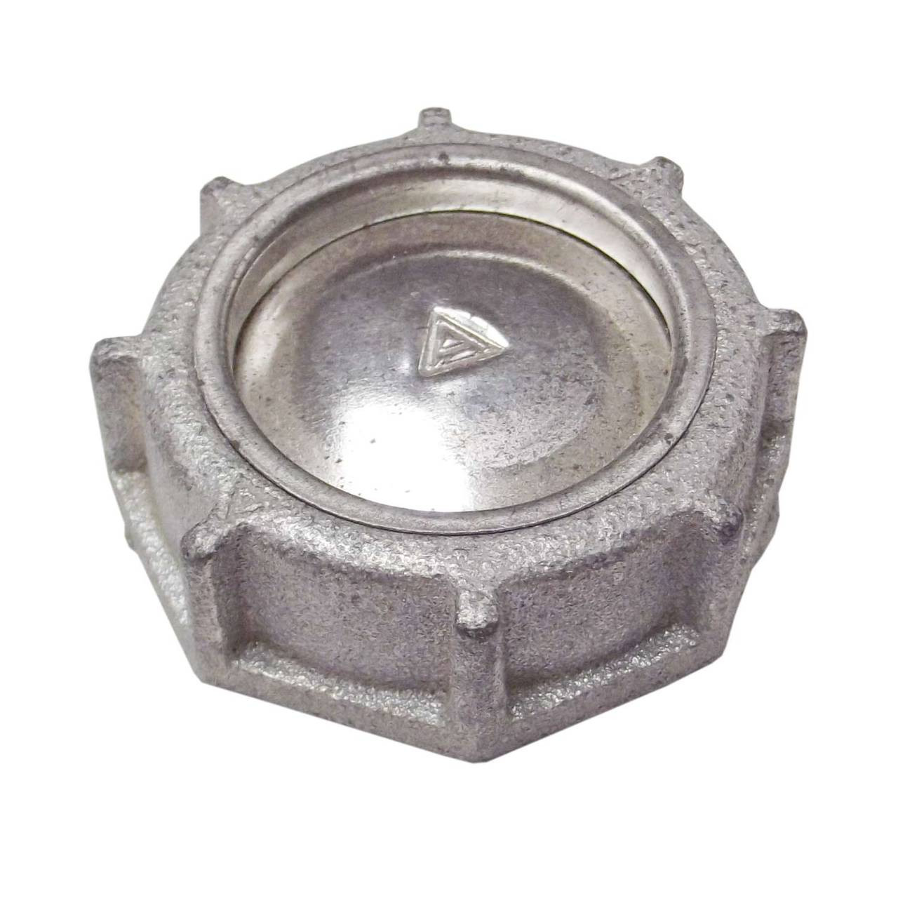 Appleton buc quot threaded capped malleable iron bushing