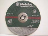 """Metabo 616334000 - 7"""" Type 1 Cutting Wheel - Circular Saws"""