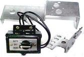 GE CR305X130N - NEMA Size 00, 0 & 1 Selector Switch Kit (Hand-Off-Auto)