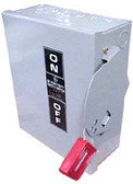 GE THN3361J - 30 Amp NEMA Type 12 & 5 Safety Switch