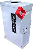 GE THN3361R - 30 Amp NEMA Type 3R Safety Switch