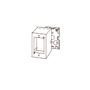 Wiremold V5744-3 - 500 & 700 Series 3-Gang Extra Deep Switch & Receptacle Box