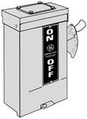 GE TG3221R - 30 Amp NEMA Type 3R General Duty Safety Switch
