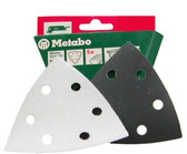 Metabo 24.959 - 180 Grit Sanding Pads - 5pcs.