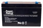 Power Patrol SLA0925 - 7.00A, 6.00V SLA Replacement Battery