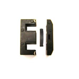 GE 546A780G053 - 300/200 Line Magnet Frame, Armature and Spring Retainer