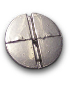 "Morris 37520 - 3/4"" Gray Hole Plug"