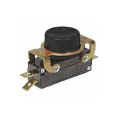 ITT (ASKHC2B14AC) Large Black Button Switch