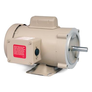 Baldor motor cfdl3504m 5hp 3ph 1725rpm 56c tefc 115 for 5hp 3ph electric motor