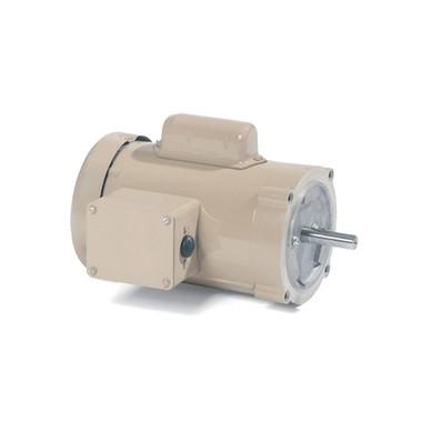 Baldor motor vfdl3501m 33 hp 1ph 1725rpm frame 56c tefc for 56c frame motor dimensions