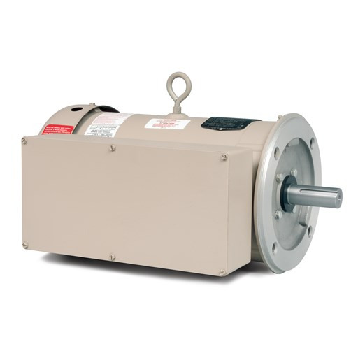 Baldor Motor Vfdl3612tm 5hp 1ph 1725rpm Frame 184tc Tefc