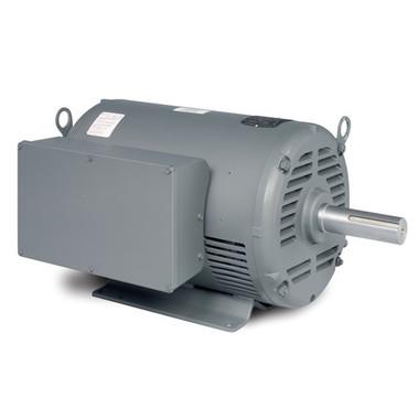 Baldor Motor Gdl1615t 16hp 1ph 1760rpm Frame 256tz Opsb