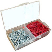 T&B 51-216 - Red-Cap Screw Anchor Kit