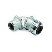 """T&B 2274 - 3/4"""" Liquidtight Strain Relief Cord Connector - 90"""
