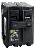 Square D HOM230 - HOM 30A Double Pole 120/240V Circuit Breaker