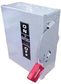 GE TH3361J - 30 Amp, NEMA Type 5/12 Safety Switch