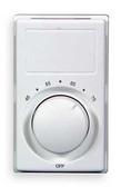 QMark M602W - White Wall Thermostat