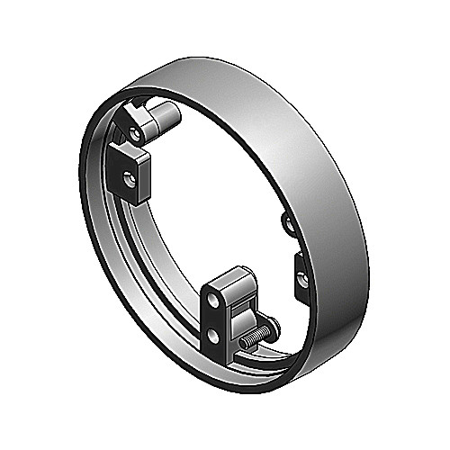 Carlon E97abr2 Adapter Ring For Round Brass Covers