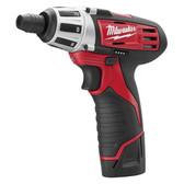 Milwaukee 2401-22 - 12V Sub-Compact Driver Drill