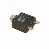 Potter Brumfield W58-XB1A4A-10 - 10A Quick Connect Terminal Circuit Breaker