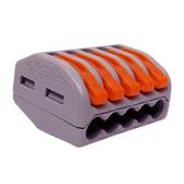 Wago 222-415 - LEVER-NUTS 5 Conductor Compact Connectors