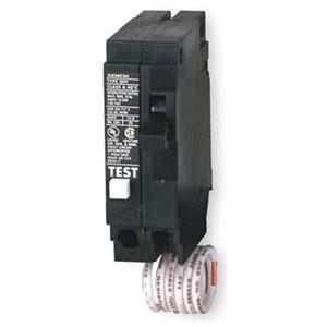 Siemens QF120 - Circuit Breaker 1Pole 20A QP GFCI 10kA