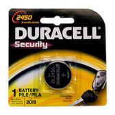 Duracell DL2450BPK - Lithium 3V Home Medical Battery
