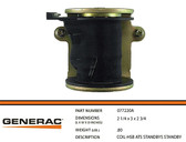 GENERAC 077220A - PART COIL STANDBY HSB ATS