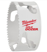 "Milwaukee 49-56-0247 - 5-1/2"" Hole Dozer™ Bi-Metal Hole Saw"