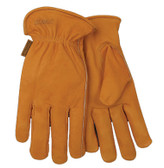Kinco 81HK - Lined Buffalo Leather Work Gloves - X-Large