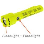 Bayco XPP-5422G - Nightstick Pro XPP5422G Dual-Light Flashlight