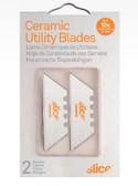 Slice 10524 - Ceramic Utility Blades 2 Pak