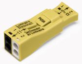 Wago 873-902 - Lumi-Nut 2-Port Push Wire Connector