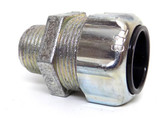 "T&B 2922 - 1/2"" STRAIGHT STEEL CORD CONNECTOR (.500- .750)"
