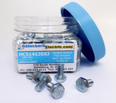 1/4-20x1/2 HCS/5 Hex Cap Screw Grade 5 - 100/Jar