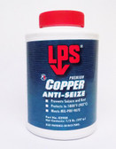 LPS 02908 - Copper Anti-Seize Lubricant 8 oz.