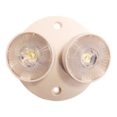 Lightalarms ELF45D-LEDS - LED 2 Head Remote Emergency Light