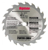 "Porter Cable 12870 - Carbide 4-1/2"" Circular Saw Blade"