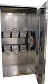 Erickson Electrical CT44PTLAMR - Indoor / Outdoor Aluminum Transformer Cabinet