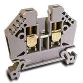 Dinnectors DN-T10-A - 12AWG 30A600V Gray Terminal Block