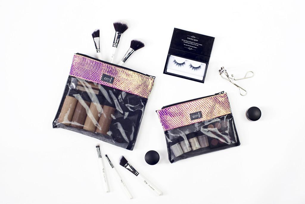 Roxi Make-up bag: Set