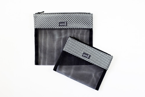 Zinc Make-up Bag: Set
