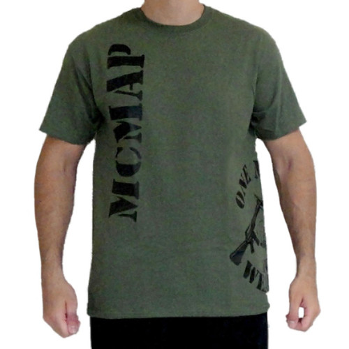 MCMAP Green Fight Shirt